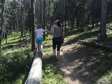 Family Haunted Hike