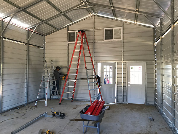 Framing Out Doors and Windows