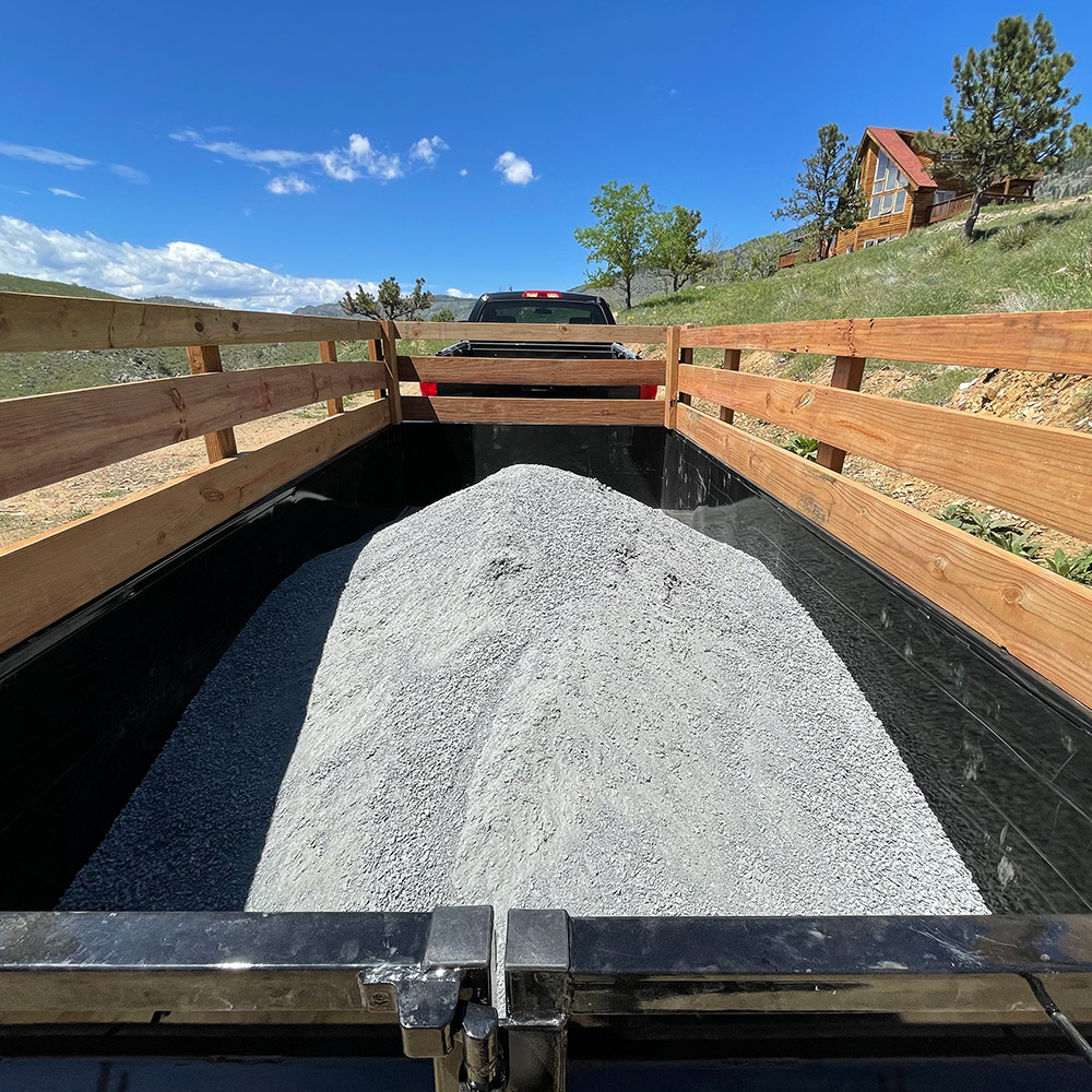 Gravel Delivery Northern Colorado