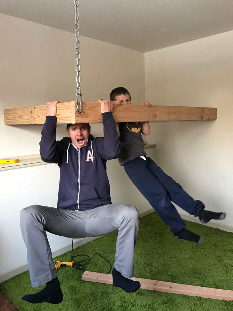 Hanging Bed Weight Strength