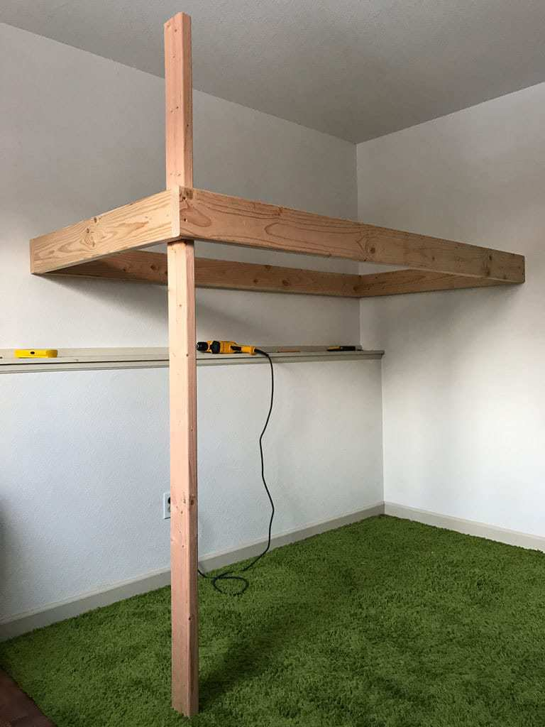 Process of Hanging Bed Brace