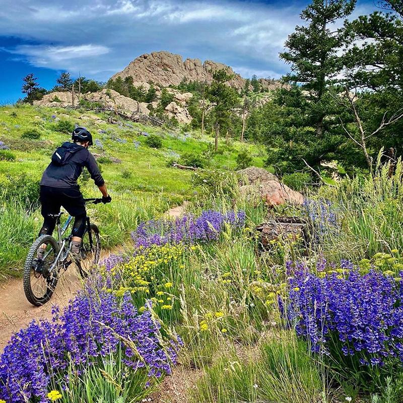 Recreation at Horsetooth Mountain Park